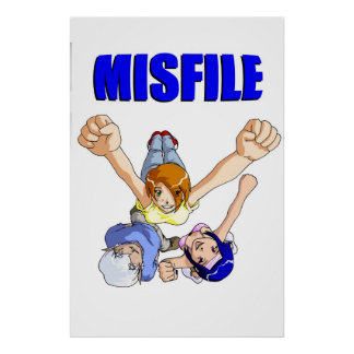 Misfile 3 poster