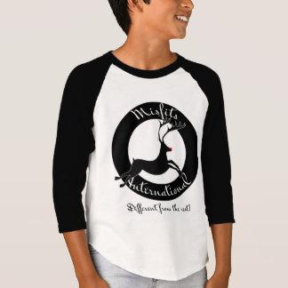 Misfits International kids raglan T-Shirt