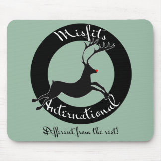 Misfits International Mousepad