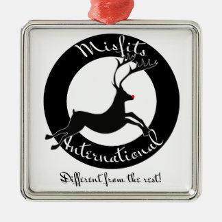 Misfits International ornament