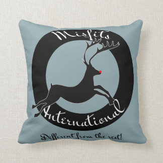 Misfits International Pillow Cushions