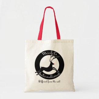 Misfits International tote Budget Tote Bag