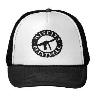 MISFITS PAINTBALL CAP