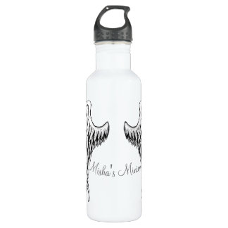 Misha's Minion 710 Ml Water Bottle