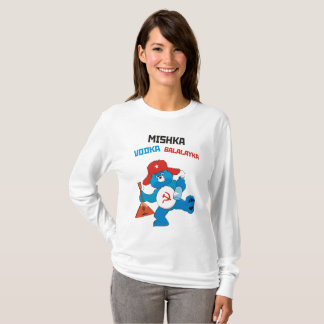 MISHKA VODKA BALALAYKA T-Shirt