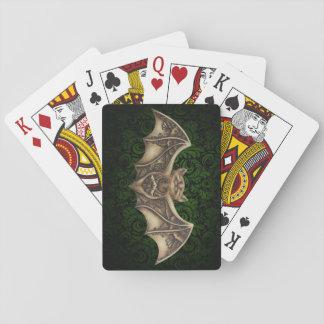 Mishkya the Bat Playing Cards