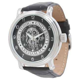 Miskatonic University CTHULHU HP LOVECRAFT Watch