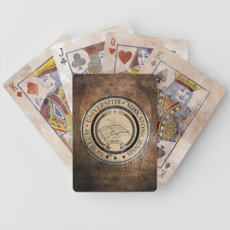 Miskatonic University Playing Cards