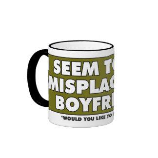 Misplaced Boyfriend Mug