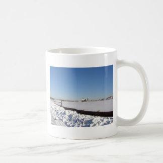 Misquamicut Beach Coffee Mug