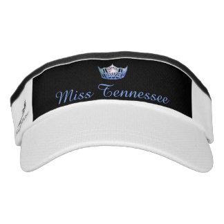 Miss America Blue Crown Visor  Hat
