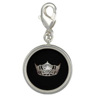 Miss America Crown SP Charm
