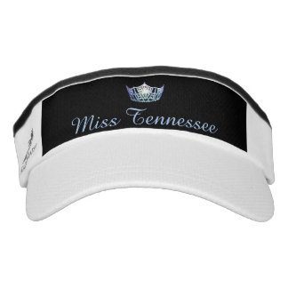 Miss America Frost Crown Visor  Hat