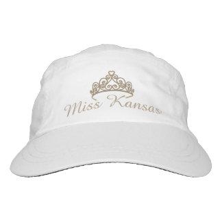 Miss America Gold Tiara  Baseball Cap