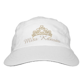 Miss America Golden Tiara  Baseball Cap