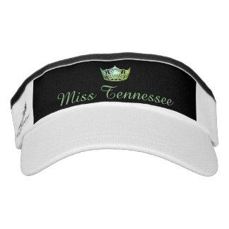 Miss America Green Crown Visor  Hat