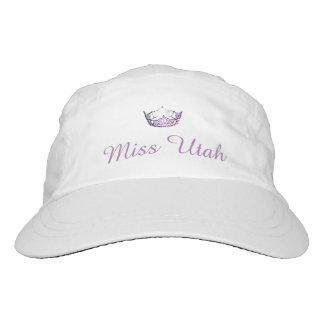Miss America Lilac Crown Baseball Cap