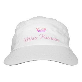 Miss America Pink Crown Baseball Cap