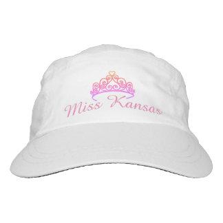 Miss America Pink Tiara  Baseball Cap