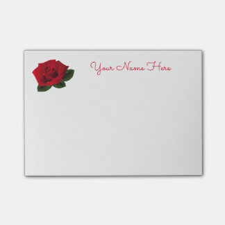 Miss America Red Rose Post-it-Notes Post-it Notes