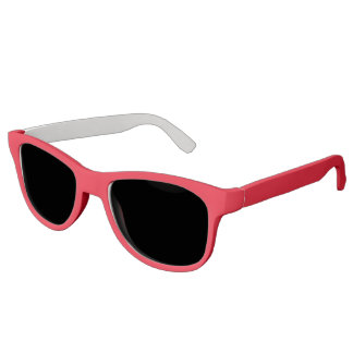 Miss America Red Sunglasses