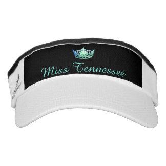 Miss America Sea Green Crown Visor  Hat