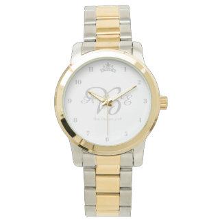 Miss America Silver Crown Custom Watch