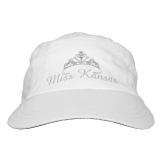 Miss America Silver-Grey Tiara  Baseball Cap
