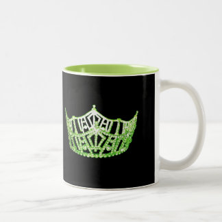 Miss America style Pageant Crown  Mug