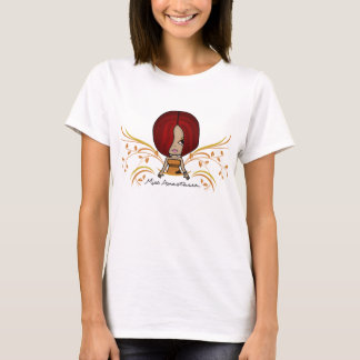 """Miss Anastasia"" Baby Doll T-Shirt"