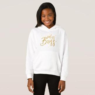 Miss Boss | Hooded Sweatshirt