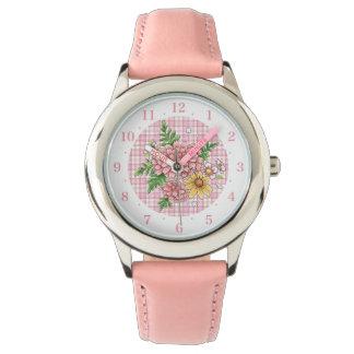 Miss Candice (pink) Wrist Watch