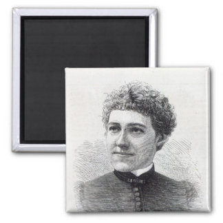 Miss Charlotte Robinson Fridge Magnets