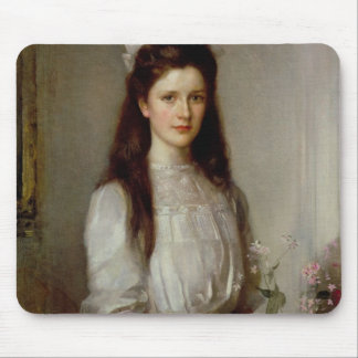 Miss Christian Elspeth Mallock Mouse Pad
