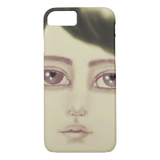 miss doll iPhone 7 case