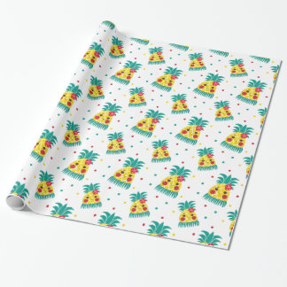 Miss Hawaiian Pineapple Wrapping Paper