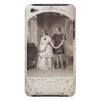 Miss Jenny Marston as Perdita and Mr F. Robinson a Barely There iPod Case