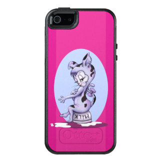 MISS KITTY CARTOON  Apple iPhone SE/5/5s  SYM S