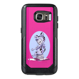MISS KITTY CARTOON  UApple iPhone SE/5/5s  DS CS
