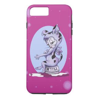 MISS KITTY CAT CARTOON  Apple iPhone 7  PLUS Tough iPhone 8 Plus/7 Plus Case