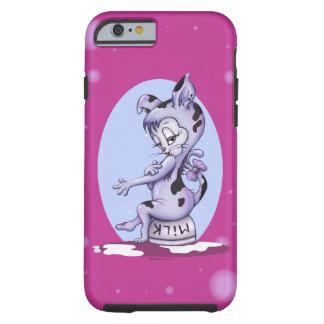 MISS KITTY CAT CARTOON  iPhone 6/6s  Tough Tough iPhone 6 Case