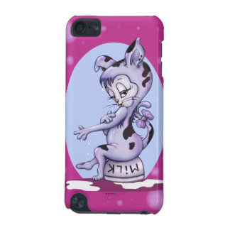 MISS KITTY CAT CARTOON iPod Touch 5g iPod Touch 5G Case