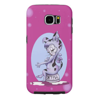 MISS KITTY CAT CARTOON Samsung Galaxy S6 TOUGH