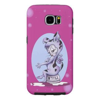 MISS KITTY CAT CARTOON Samsung Galaxy S6 TOUGH Samsung Galaxy S6 Cases