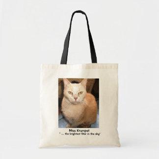 Miss Krumpet Tote Bag 2