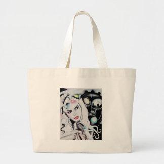 Miss Krystle Jumbo Tote Bag