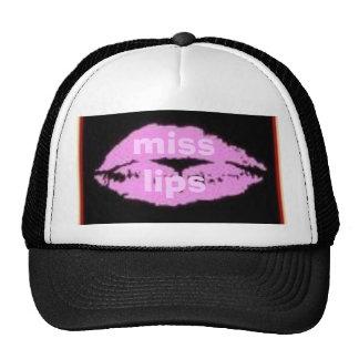 miss lips cap