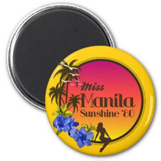 Miss Manila Sunshine '80 - Temptation Island Magnet