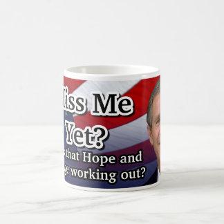 Miss Me Yet? Basic White Mug