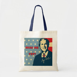 Miss Me Yet? Budget Tote